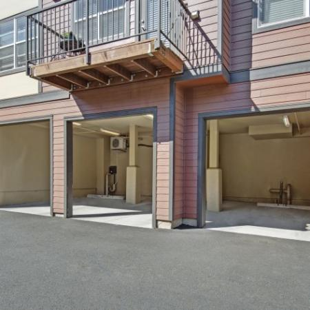 Resident Covered Parking | Apartments In Southwest Portland | Element 170
