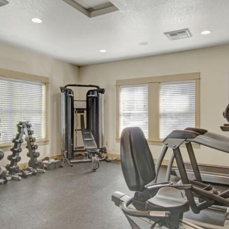 Cutting Edge Fitness Center | Portland Oregon Apartments Pet Friendly | Element 170