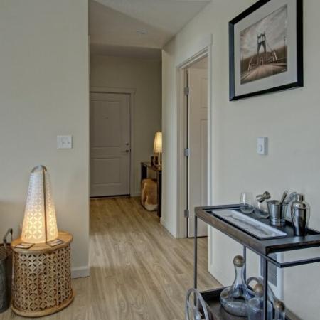 Spacious Hallway | Luxury Apartments In Beaverton Oregon | Element 170