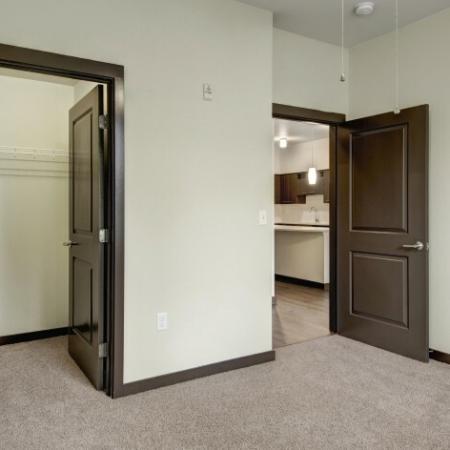 Spacious Bedroom | Hillsboro Oregon Apartments For Rent | Tessera at Orenco Station