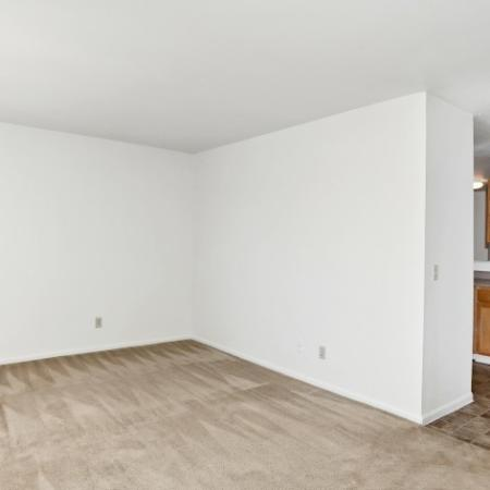 Luxurious Living Room | Northglenn Colorado Apartments For Rent | Greens At Northglenn Apartments