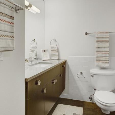 22 model bathroom (non pent house)