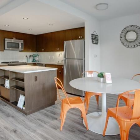 14 model kitchen (non pent house)