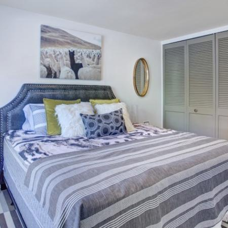 21 model bedroom (non pent house)