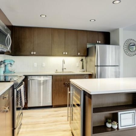 13 model kitchen (non pent house)