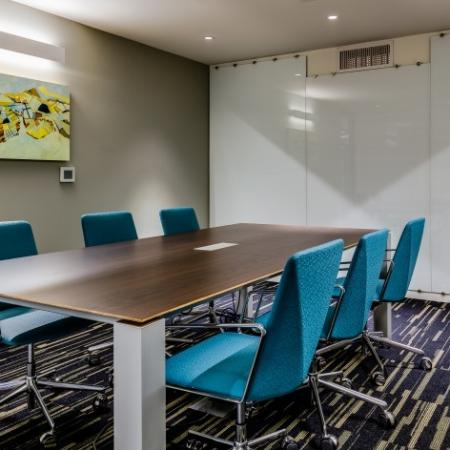 Study Pods with HD Displays and White Boards | Augusta Apartments | Apartments in Seattle