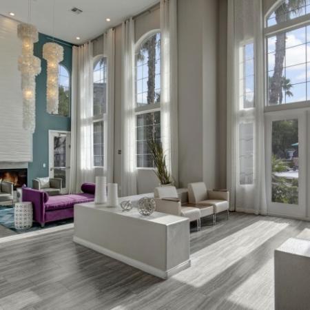 Elegant Community Club House | Apartments For Rent Henderson NV | Verona