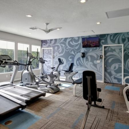 State-of-the-Art Fitness Center | Apartments For Rent Henderson NV | Verona