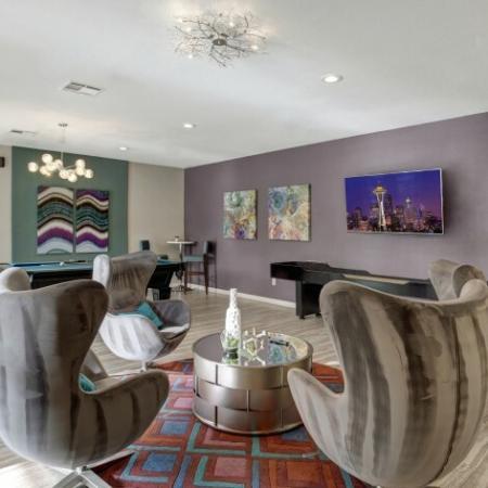 Elegant Resident Club House | Pet Friendly Apartments In Henderson NV | Verona