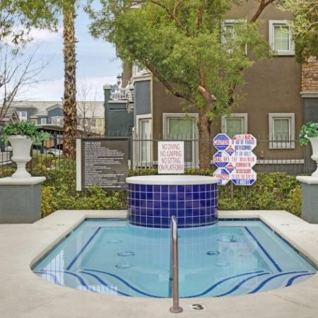 Resort Style Spa | Apartments For Rent In Henderson NV | Verona