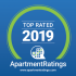 Top Rated 2019 ApartmentRatings Anthology Apartments