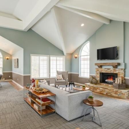 Spacious Community Club House | Westview Village Apartments | Renton Apartments 1 Bedroom