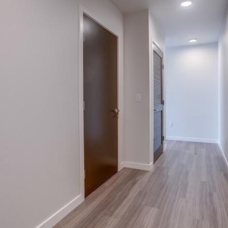 Open Hallway | HANA Apartments | Apartments In Seattle Washington