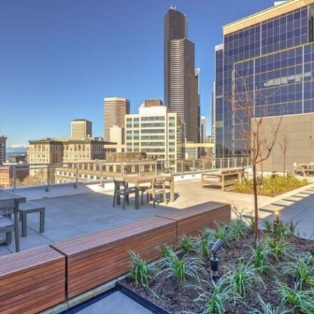 Roof Top | HANA Apartments | Seattle Apartment For Rent