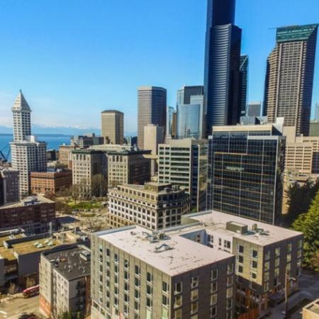 City View | HANA Apartments | Apartments Seattle WA