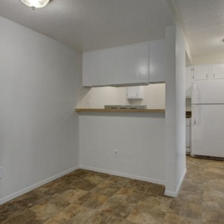 Open Dining and Living Areas    Apartments In Park City UT   Elk Meadows