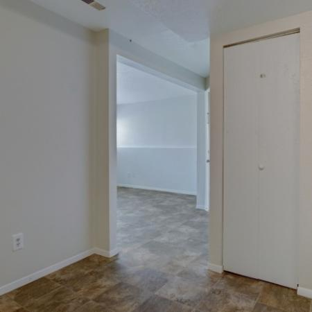 Open Entry Way with Extra Closet Space   Apartments In Park City UT   Elk Meadows