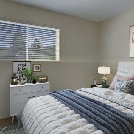 Primary Bedroom   Apartments In Park City UT   Elk Meadows
