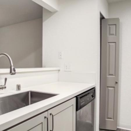 Sleek Kitchen Finishes Newly Renovated  |  | Westview Village Apartments | Apartments In Renton