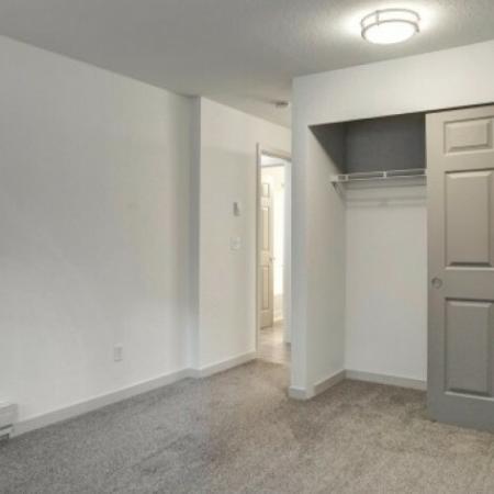 Renovated Bedroom | Westview Village Apartments | Renton Apartments 1 Bedroom