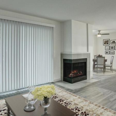 Renovated Spacious Living Area | Westview Village Apartments | Apartments In Renton WA