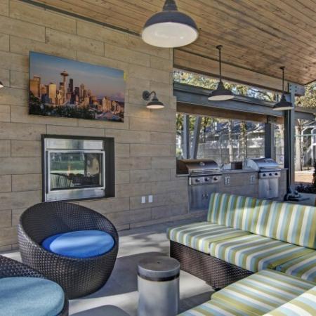 Spacious Community Club House | Beaverton 2 Bedroom Apartments | Arbor Creek