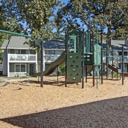 Playground Area  | Apartments In Beaverton Oregon | Arbor Creek