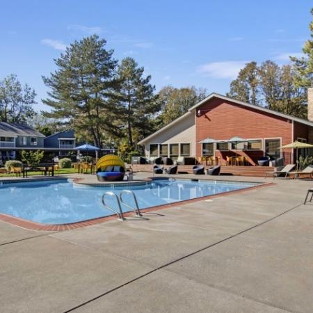 Resort Style Pool | Apartments In Beaverton Oregon | Arbor Creek