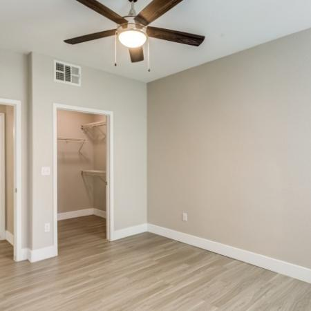 Renovated Primary Bedroom with Walk-In Closet and Bath