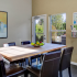 Spacious Community Club House | 1 Bedroom Apartments Tukwila | The Villages at South Station