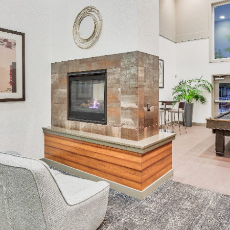 Spacious Community Club House | 3 Bedroom Apartments In Kirkland WA | The Emerson