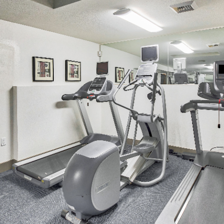 On-site Fitness Center | 3 Bedroom Apartments In Kirkland WA | The Emerson