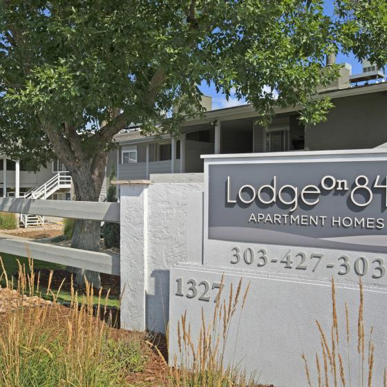 Federal Heights Colorado Apartments   The Lodge on 84th
