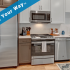 Crossroads at the Gulch Apartments Kitchen - Your Tour, Your Way