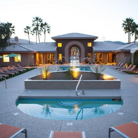 Swimming Pool | Apartment Homes in Phoenix, AZ | Mountainside Apartments