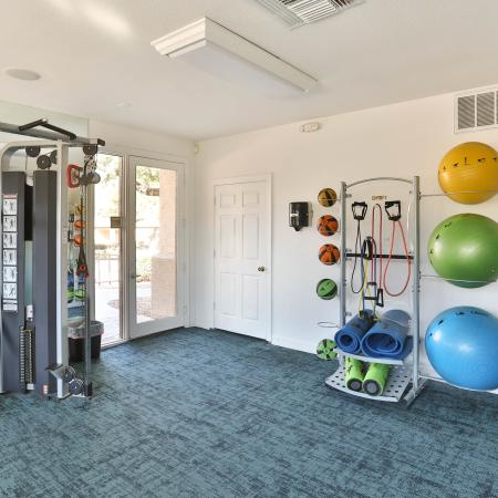 Cutting Edge Fitness Center | Apartments Homes for rent in Phoenix, AZ | Mountain Park Ranch