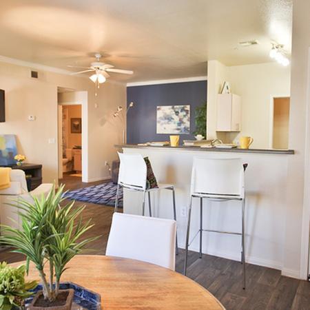 Modern Kitchen | Phoenix AZ Apartment For Rent | Arboretum at South Mountain