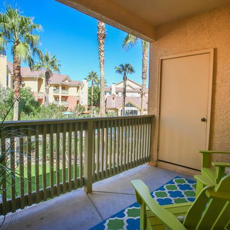 Spacious Apartment Balcony | Phoenix AZ Apartments For Rent | Arboretum at South Mountain