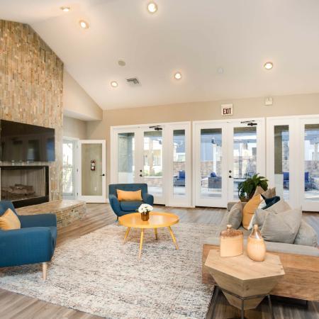 Elegant Community Club House | Phoenix AZ Apartments | Arboretum at South Mountain