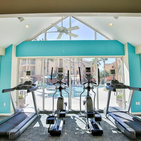 Cutting Edge Fitness Center | Apartments Homes for rent in Phoenix, AZ | Arboretum at South Mountain