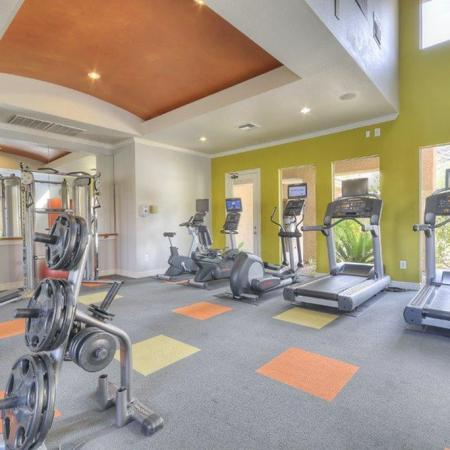 Community Fitness Center | Apartment in Phoenix, AZ | Mountainside Apartments