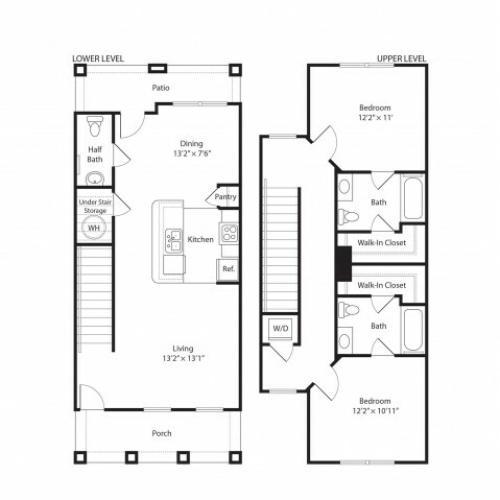 Block 43 Cottages