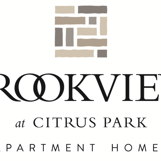 Brookview at Citrus Park Property logo.