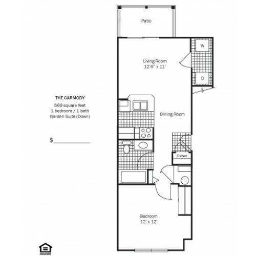 Carmody Floor Plan