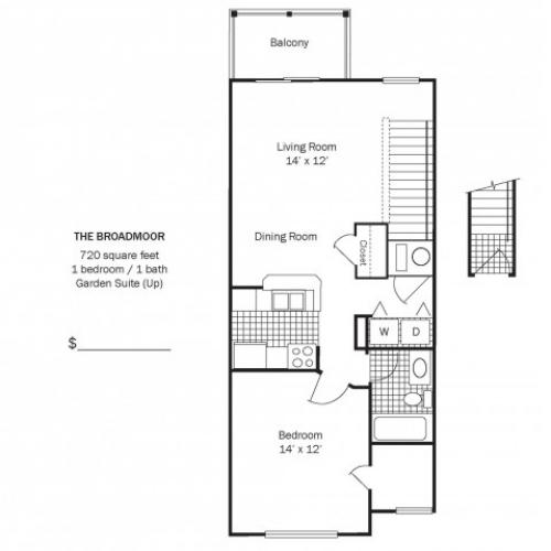 Broadmoor Floor Plan