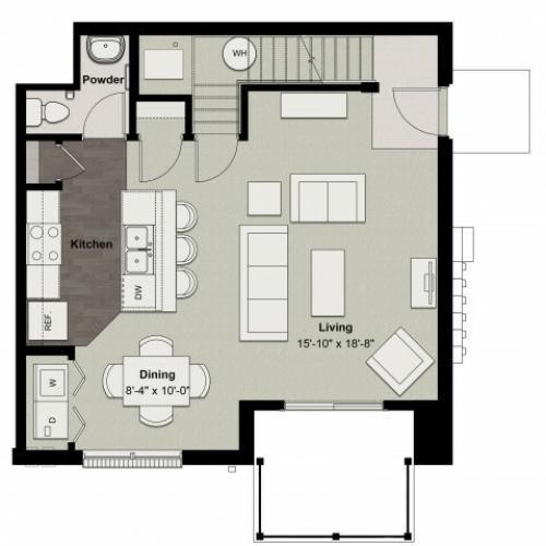 Beechwold - First Floor
