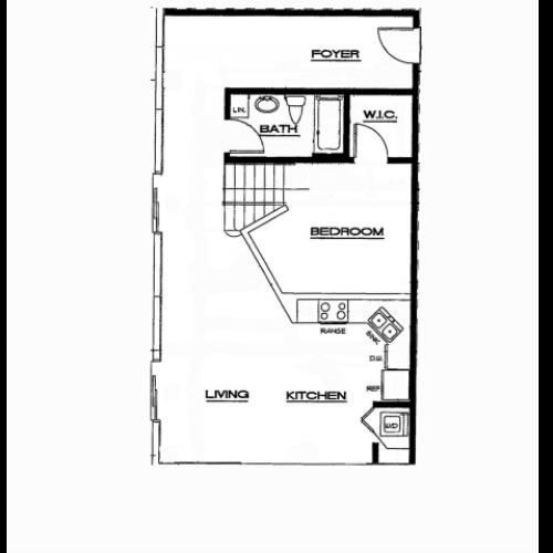 Winter Park Loft Apartment; winter park apartment; loft apartment