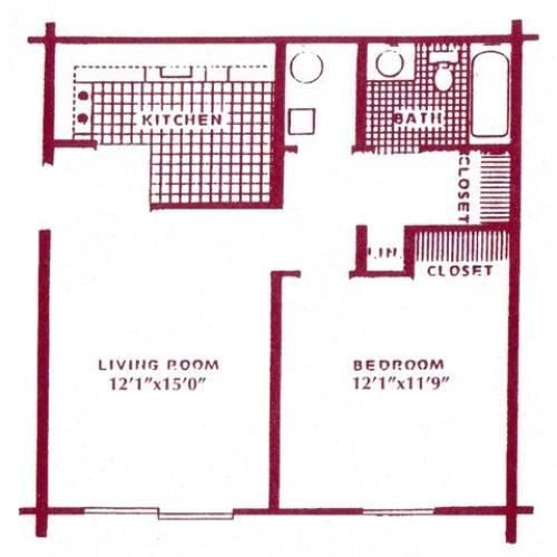 Woodview Apartments: 3 Bed / 1.5 Bath Apartment In Ft. Wayne IN