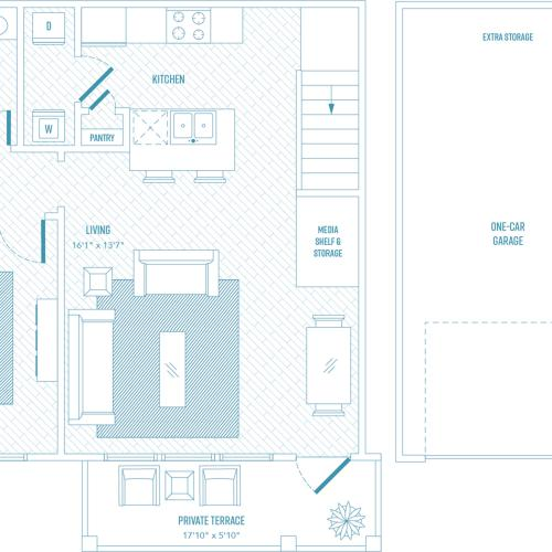 Fresh Floor Plan