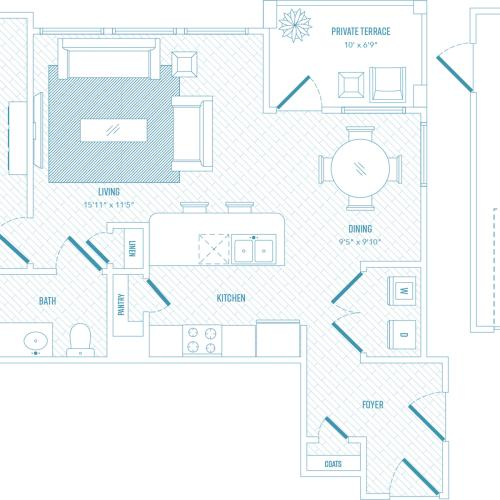 Pulse Floor Plan